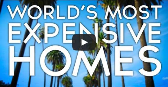 $450 Million Dollar Dream Homes – Powerball Dreaming?